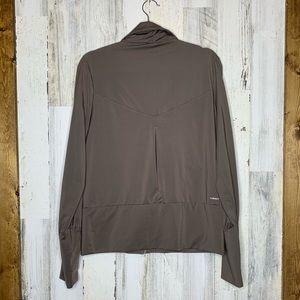 adidas Jackets & Coats - Adidas Clima 365 zipper jacket size large brown